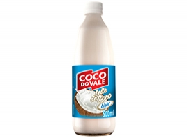 Leite de coco Pasteurizado - Light 500ml